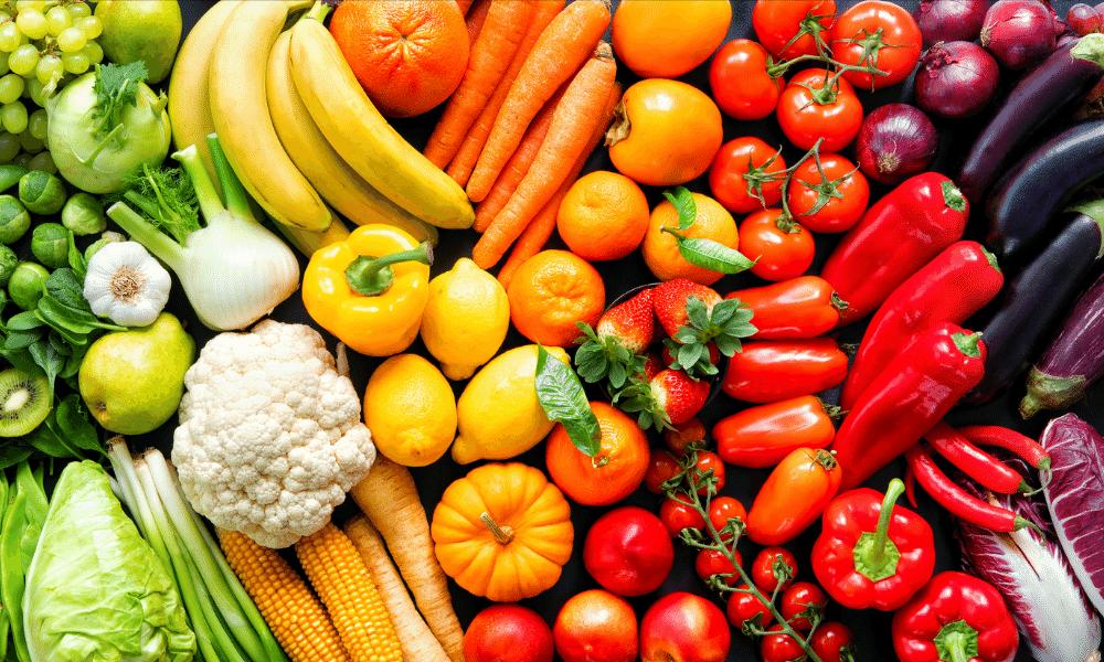 Dit vertellen de kleuren van groenten jou