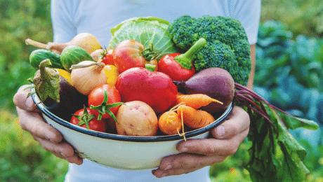 BE O's groente- en fruitkalender