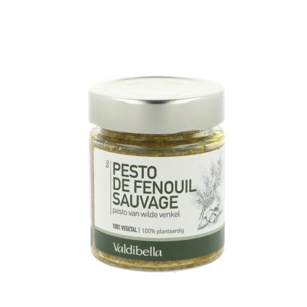 Pesto au fenouil (0,140 kg)