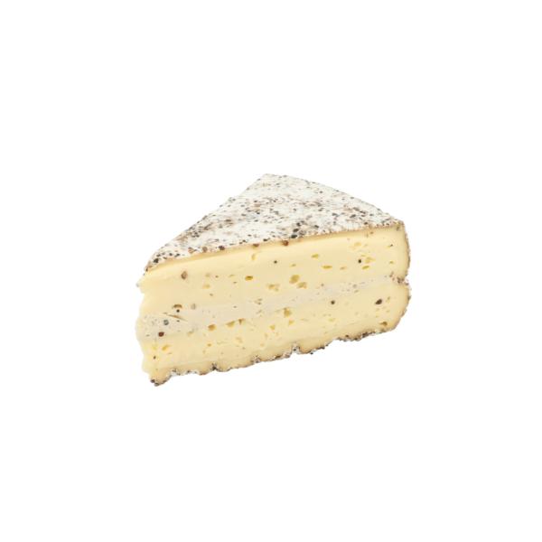 Brie de vache au poivre (0,230 kg)