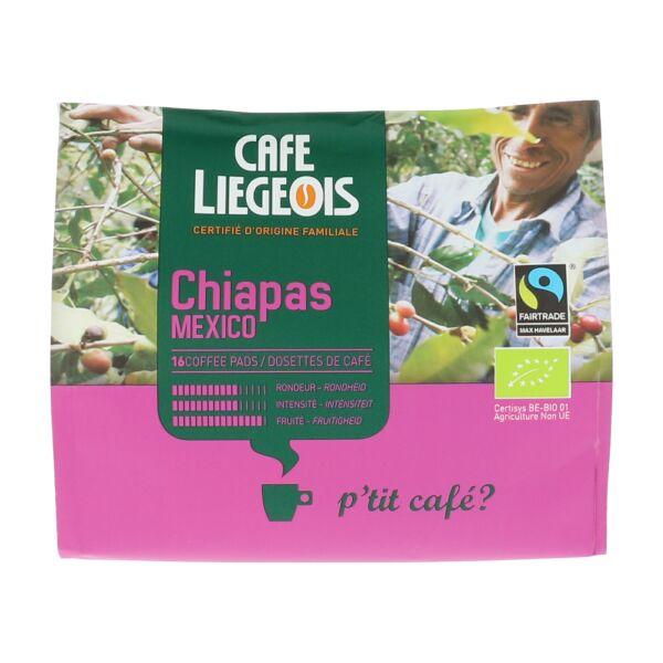 Chiapas - dosettes de café (16 pièces)