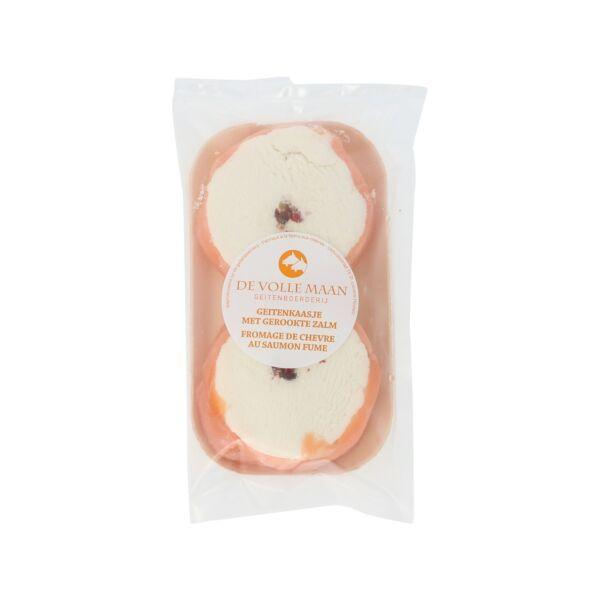 Fromage de chèvre au saumon fumé (2 x 0,065 kg)