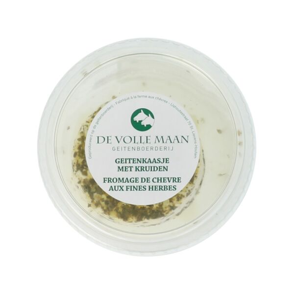 Fromage de chèvre aux fines herbes (0,125 kg)