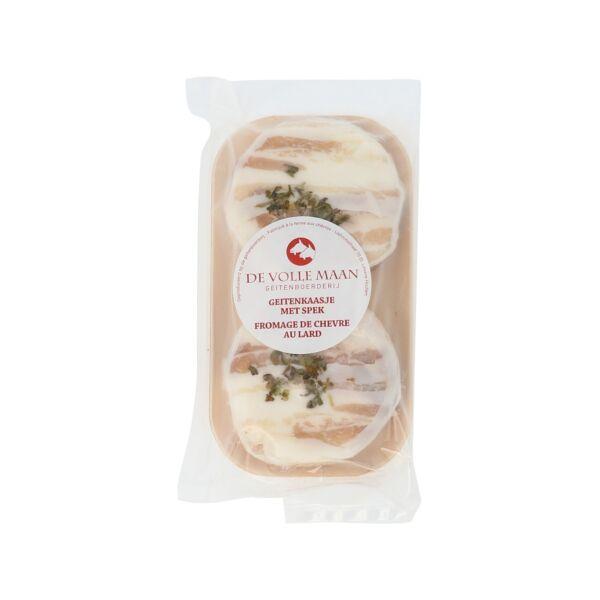 Fromage de chèvre et bacon (2 x 0,065 kg)