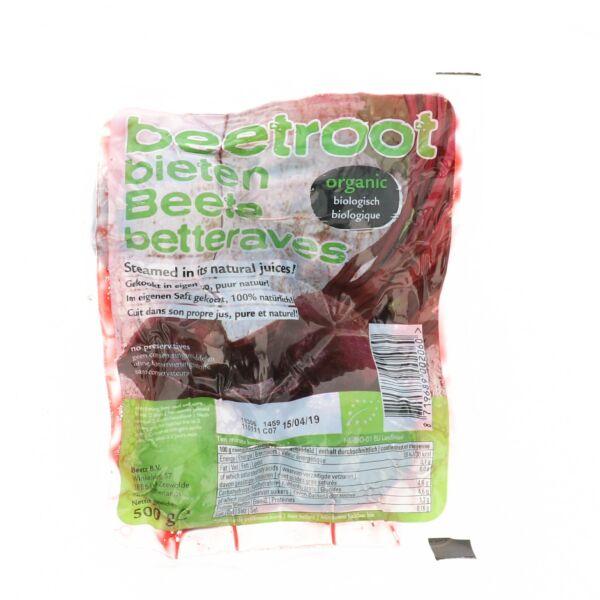 Betterave rouge cuite sous vide (0,500 kg)