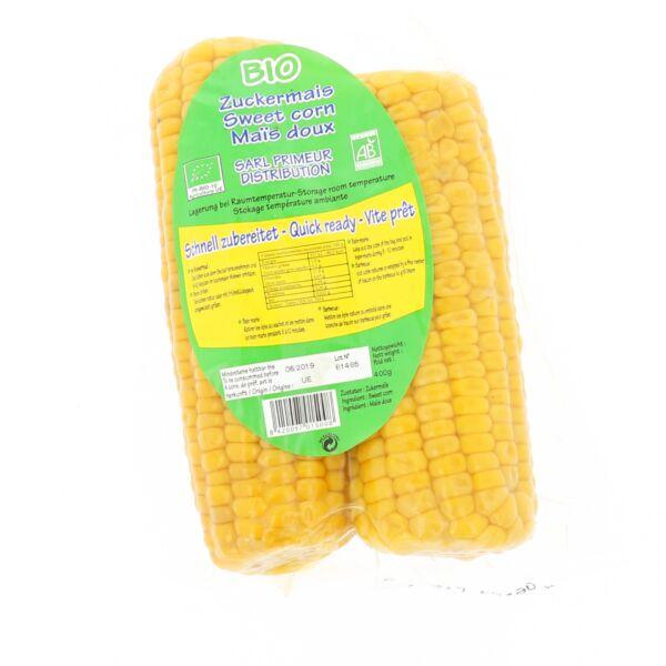 Maïs cuit sous vide(0,400 kg)