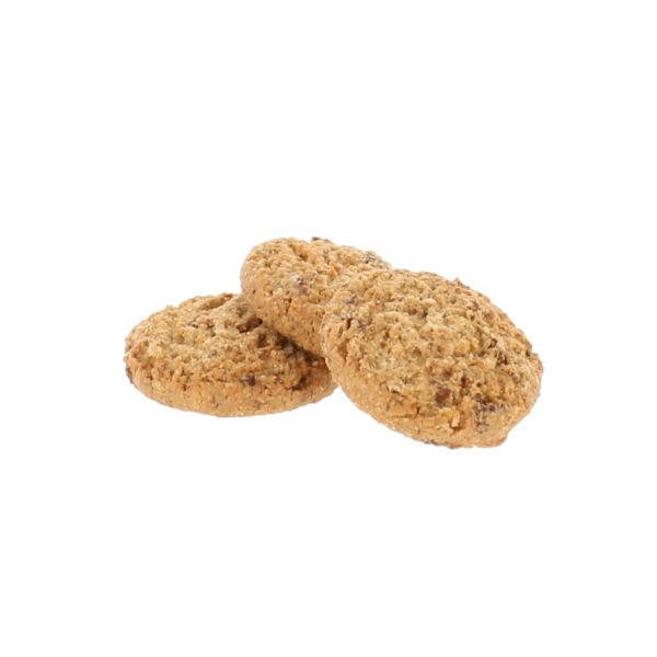 Biscuits d'avoine aux raisins secs - sans gluten