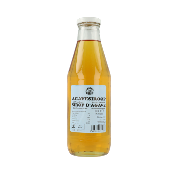 Sirop d'agave (0,700 l)