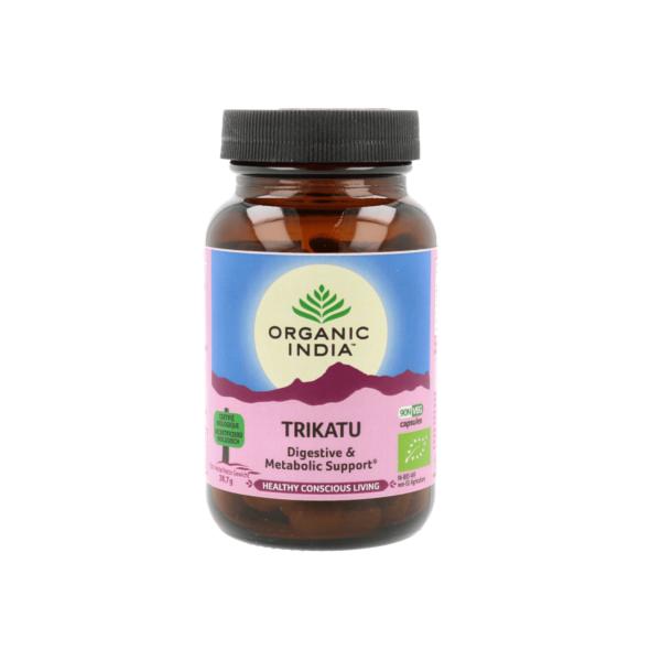 Trikatu - Digestion