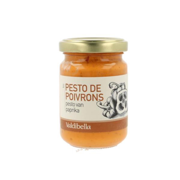 Pesto van paprika (0,140 kg)