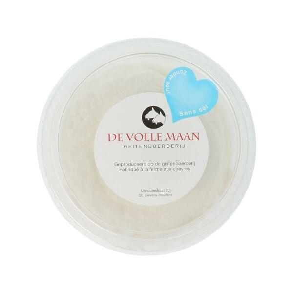 Fromage blanc de chèvre sans sel (0,200 kg)