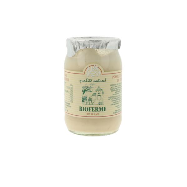 Riz au lait (0,150 kg)