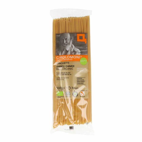 Spaghetti de blé