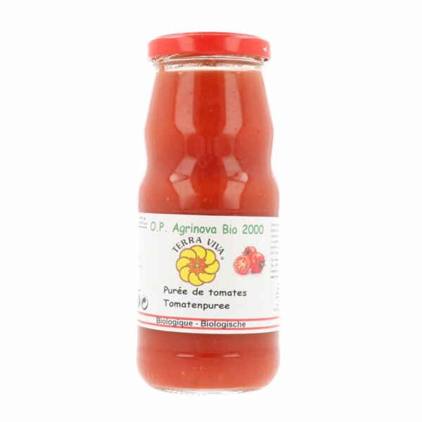Purée de tomates - passata (0,350 kg)