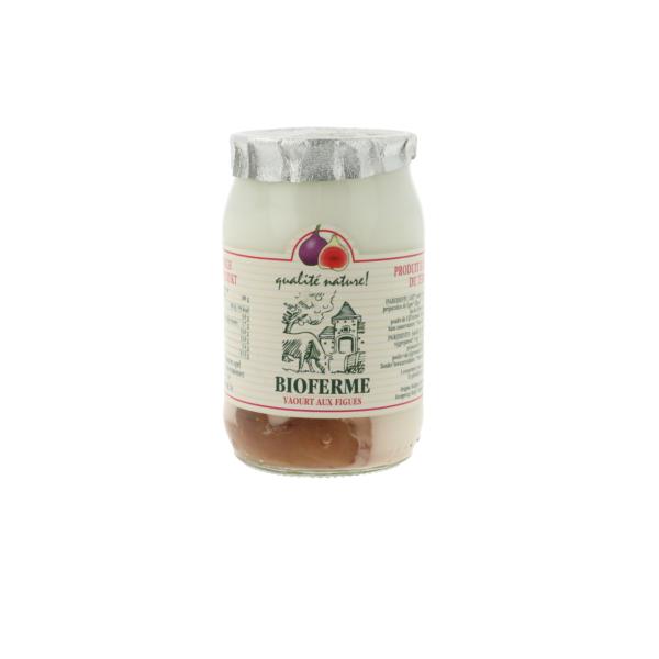Yaourt aux figues (0,150 kg)